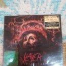 CDs de Música: SLAYER REPENTLESS CD+DVD NUEVO PRECINTADO. Lote 167751940