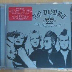 CDs de Música: NO DOUBT (THE SINGLES 1992 - 2003) CD 2003. Lote 167753148