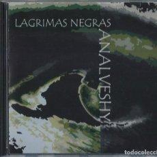 CDs de Música: LAGRIMAS NEGRAS CD SPANISH HEAVY 2001-NOX INTERNA-LUX IN TENEBRE-FOREVER SLAVE (COMPRA MINIMA 15 EUR. Lote 167754212