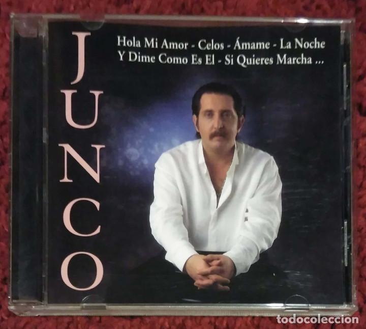JUNCO (HOLA MI AMOR, CELOS, AMAME....) CD 1999 HORUS (Música - CD's Flamenco, Canción española y Cuplé)