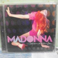 CDs de Música: MADONNA - CONFESSIONS ON A DANCE FLOOR - CD - EU 2005 - WARNER BROS. RECORDS PEPETO. Lote 167771456