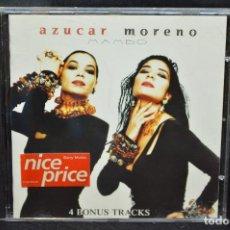CDs de Música: AZUCAR MORENO - MAMBO - CD. Lote 167783780