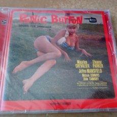 CDs de Música: GEORGES GARVARENTZ–PANIC BUTTON . ORIGINAL FILM SOUNDTRACK. CD PRECINTADO.. Lote 167784873