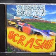 CDs de Música: LOS HERMANOS DALTON - ¡¡¡ CRASH!!! - CD. Lote 167796596