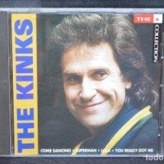 CDs de Música: THE KINKS - THE KINKS - CD. Lote 167802736