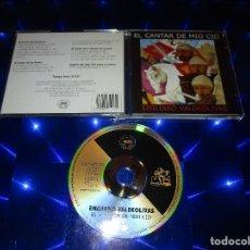 CDs de Música: EL CANTAR DE MIO CID ( EMILIANO VALDEOLIVAS ) - CD - WKPD-10/2037 - SAGA. Lote 167810816