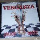 CDs de Música: CD - VENGANZA - JAQUE MATE - NUEVO Y PRECINTADO - VENGANZA. Lote 167843098