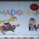 CDs de Música: CD- MADONNA - KIDS COLLECTION - NUEVO Y PRECINTADO - MADONNA-VERSIONES DE MADONNA IDEADAS PARA NIÑOS. Lote 167851916
