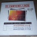 CDs de Música: 3 CD + 3 DVD - EL CANTO DEL LOCO - PEQUEÑOS - GRANDES DIRECTOS - DANI MARTIN/EL PESCAO. Lote 167856372
