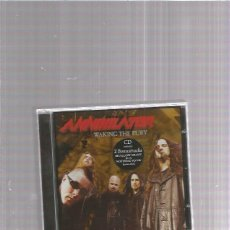 CDs de Música: ANNIHILATOR WAKING. Lote 167857088