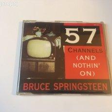 CDs de Música: SINGLE CD 57 CHANNELS BRUCE SPRINGSTEEN LITTLE STEVEN VERSIÓN. Lote 167869834