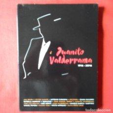 CDs de Música: JUANITO VALDERRAMA 1916 - 2016 SERRAT ANA BELLEN JOSE MERCE MANOLO GARCIA. CD + DVD. Lote 167907576