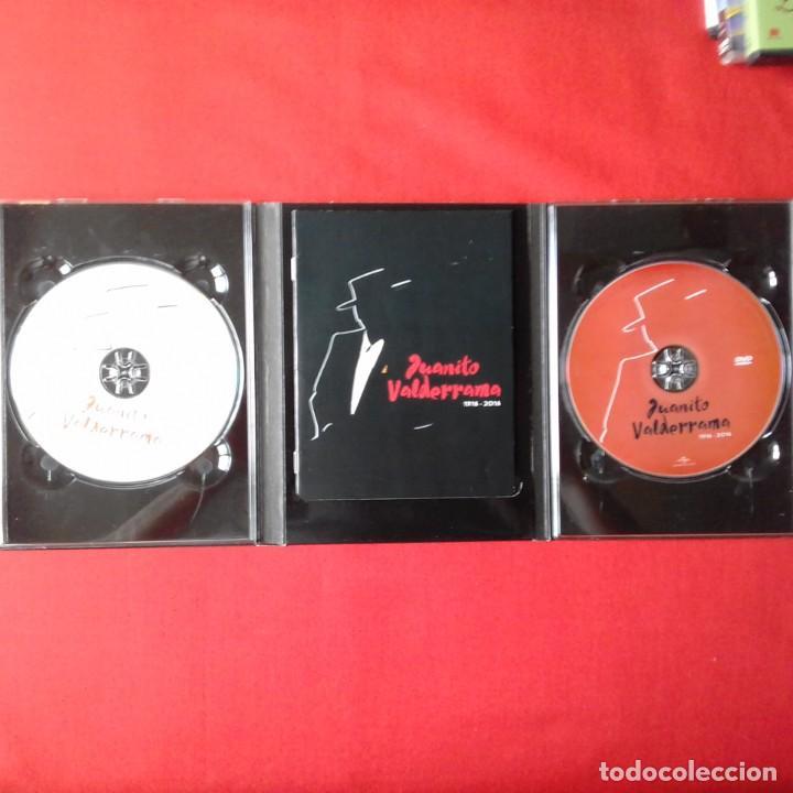 CDs de Música: JUANITO VALDERRAMA 1916 - 2016 SERRAT ANA BELLEN JOSE MERCE MANOLO GARCIA. CD + DVD - Foto 3 - 167907576