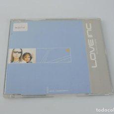 CDs de Música: LOVE INC - HERE COMES THE SUNSHINE SINGLE CD. Lote 167910976