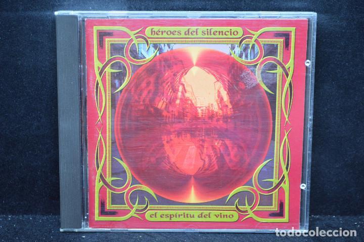 HEROES DEL SILENCIO - EL ESPÍRITU DEL VINO - CD (Música - CD's Rock)