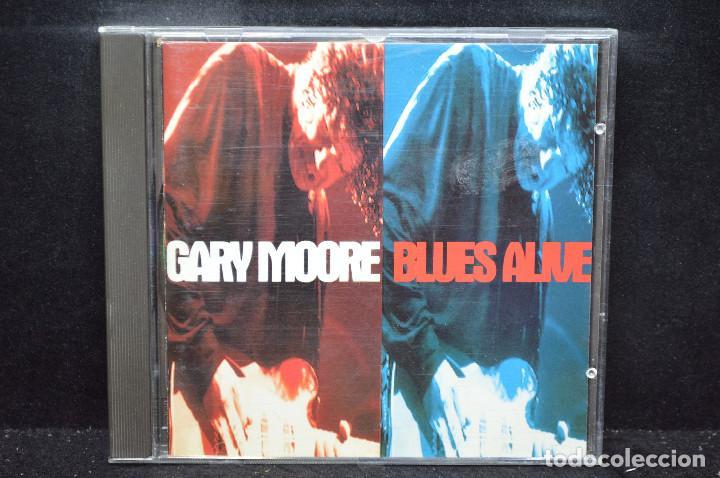 GARY MOORE - BLUES ALIVE - CD (Música - CD's Heavy Metal)