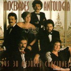 CDs de Música: DOBLE CD ÁLBUM: MOCEDADES - ANTOLOGÍA - 30 TRACKS - SONY MUSIC / EPIC 1994. Lote 167919064