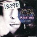 CDs de Música: AALIYAH / TRY AGAIN (2 VERSIONES) CD SINGLE CARTON 2000. Lote 167968572