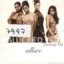 CDs de Música: ALLURE / ALL CRIED OUT / HEAD OVER HEELS (CD SINGLE CARTON 1997). Lote 167970464