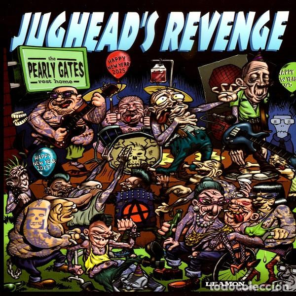JUGHEAD'S REVENGE - PEARLY GATES (Música - CD's Rock)