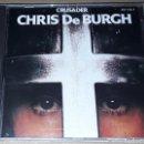 CDs de Música: CD - CHRIS DE BURGH - CRUSADER - CHRIS DE BURGH. Lote 167974277