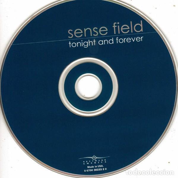 CDs de Música: SENSE FIELD - TONIGHT AND FOREVER - Foto 3 - 167975592