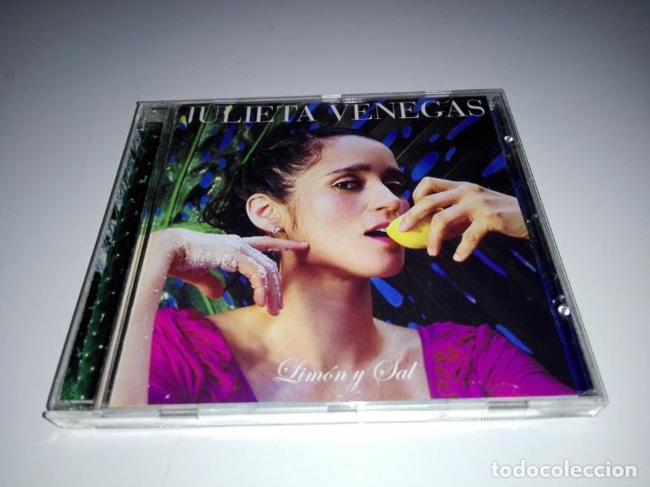 CDs de Música: CD-JULIETA VENEGAS-BUEN ESTADO-VER FOTOS - Foto 3 - 167982128