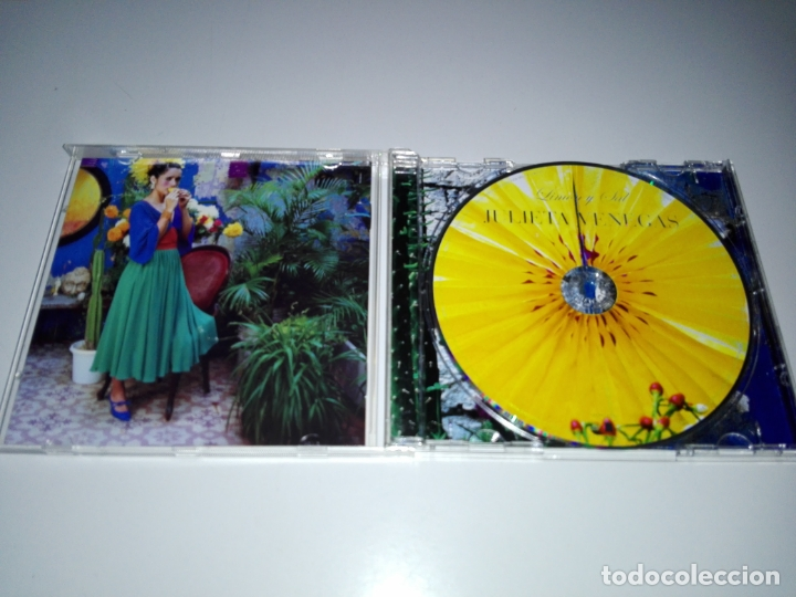 CDs de Música: CD-JULIETA VENEGAS-BUEN ESTADO-VER FOTOS - Foto 6 - 167982128