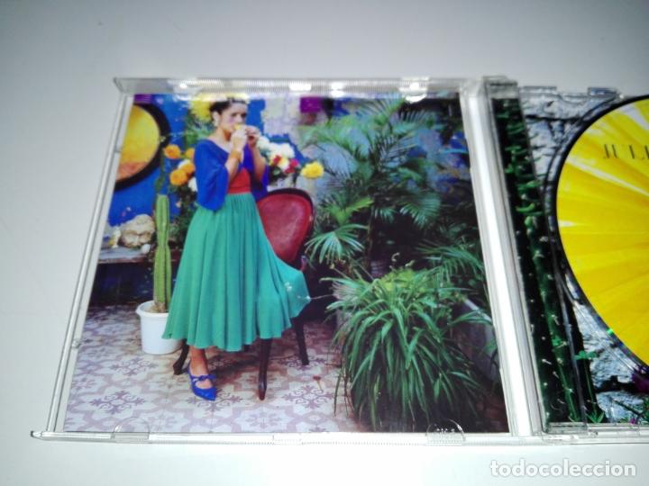 CDs de Música: CD-JULIETA VENEGAS-BUEN ESTADO-VER FOTOS - Foto 8 - 167982128