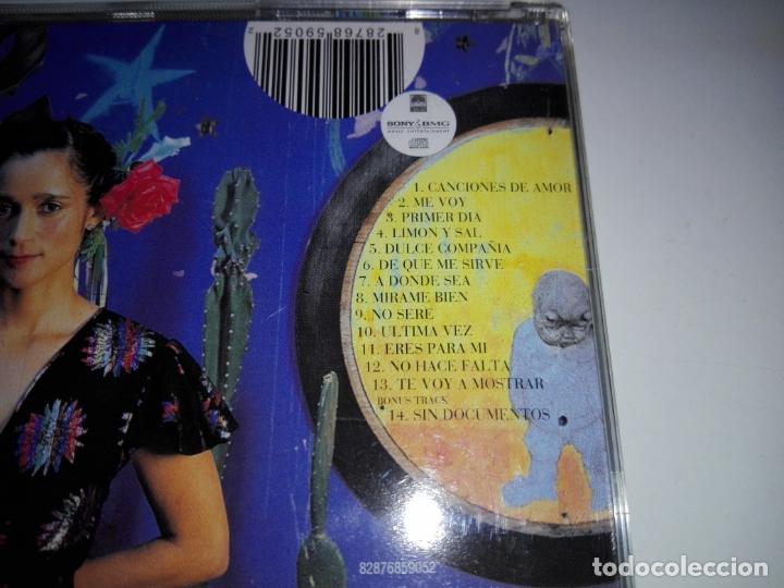 CDs de Música: CD-JULIETA VENEGAS-BUEN ESTADO-VER FOTOS - Foto 9 - 167982128