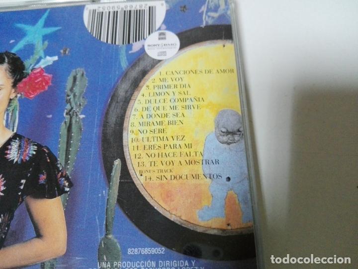 CDs de Música: CD-JULIETA VENEGAS-BUEN ESTADO-VER FOTOS - Foto 10 - 167982128