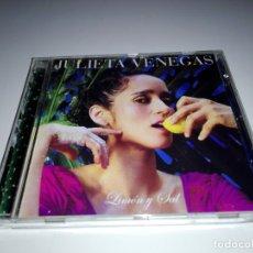 CDs de Música: CD-JULIETA VENEGAS-BUEN ESTADO-VER FOTOS. Lote 167982128