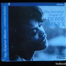 CDs de Música: DIONNE WARWICK THE SENSITIVE SOUND OF - CD NUEVO PRECINTADO. Lote 167984064