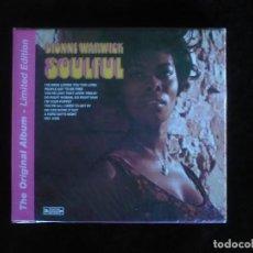 CDs de Música: DIONNE WARWICK SOULFUL - CD NUEVO PRECINTADO. Lote 167984188