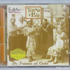 CDs de Música: CD. TRIANA PURA. DE TRIANA AL CIELO. Lote 168013612
