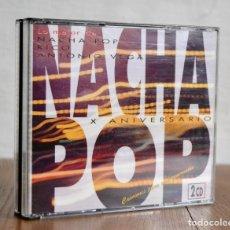 CDs de Música: LO MEJOR DE NACHA POP - RICO - ANTONIO VEGA / 2CD X ANIVERSARIO 1997 / 539 142-2. Lote 168022824