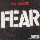 CDs de Música: FEAR - THE RECORD - 1991 SLASH RECORDS REISSUE. Lote 168024500