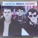 CDs de Música: 2 CD - RADIO FUTURA - ESENCIAL RADIO FUTURA - RADIO FUTURA - ESENCIAL. Lote 168027889