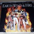 CDs de Música: CD - EARTH WIND & FIRE - LET'S GROOVE - THE BEST OF EARTH WIND & FIRE. Lote 168032405