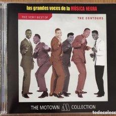 CDs de Música: THE CONTOURS CD NORTHERN SOUL MOTOWN EXCELENTE. Lote 168033268