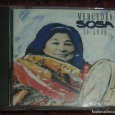 CDs de Música: MERCEDES SOSA (30 AÑOS) CD 1995 - DUOS CON LEON GIECO, HORACIO GUARANI, CHARLY GARCIA. Lote 168053376