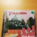 CDs de Música: VIVA LA BANDA. PLAZA MAYOR (2 CD) RTVE. Lote 168069488