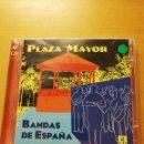 CDs de Música: PLAZA MAYOR. BANDAS DE ESPAÑA (2 CD) RTVE. Lote 168069788