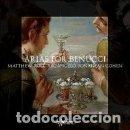 CDs de Música: VARIOS COMPOSITORES - ARIAS FOR BENUCCI (CD) ARCANGELO. Lote 168080428