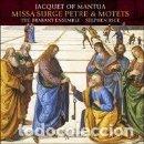 CDs de Música: JACQUET OF MANTUA - MISSA SURGE PETRE & MOTETS (CD) THE BRABANT ENSEMBLE. Lote 168080888