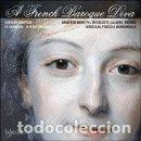 CDs de Música: VARIOS COMPOSITORES - A FRENCH BAROQUE DIVA (CD) CAROLYN SAMPSON. Lote 168081508