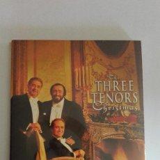 CDs de Música: LOS TRES TENORES CHRISTMAS PRECINTADO DVD + CD. Lote 168083244
