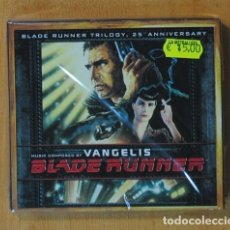 CDs de Música: VANGELIS - BLADE RUNNER - BSO - 3 CD. Lote 168095397