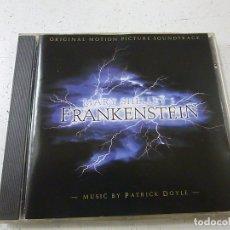 CDs de Música: FRANKENSTEIN / PATRICK DOYLE -CD -BSO-N. Lote 168095732