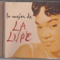CDs de Música: LO MEJOR DE LA LUPE CD 1997 EMI USA 12 TEMAS. Lote 168096568